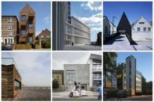 Shortlist RIBA Stirling Prize bekend
