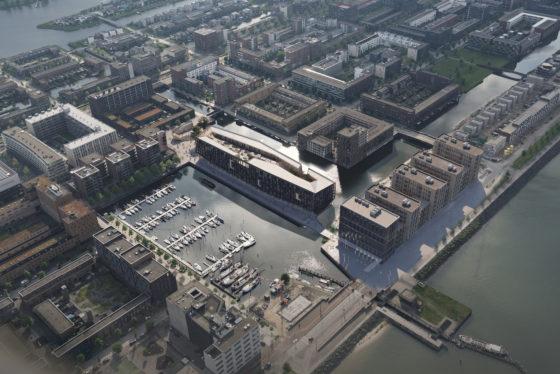 Orange Architects Jonas Amsterdam IJburg