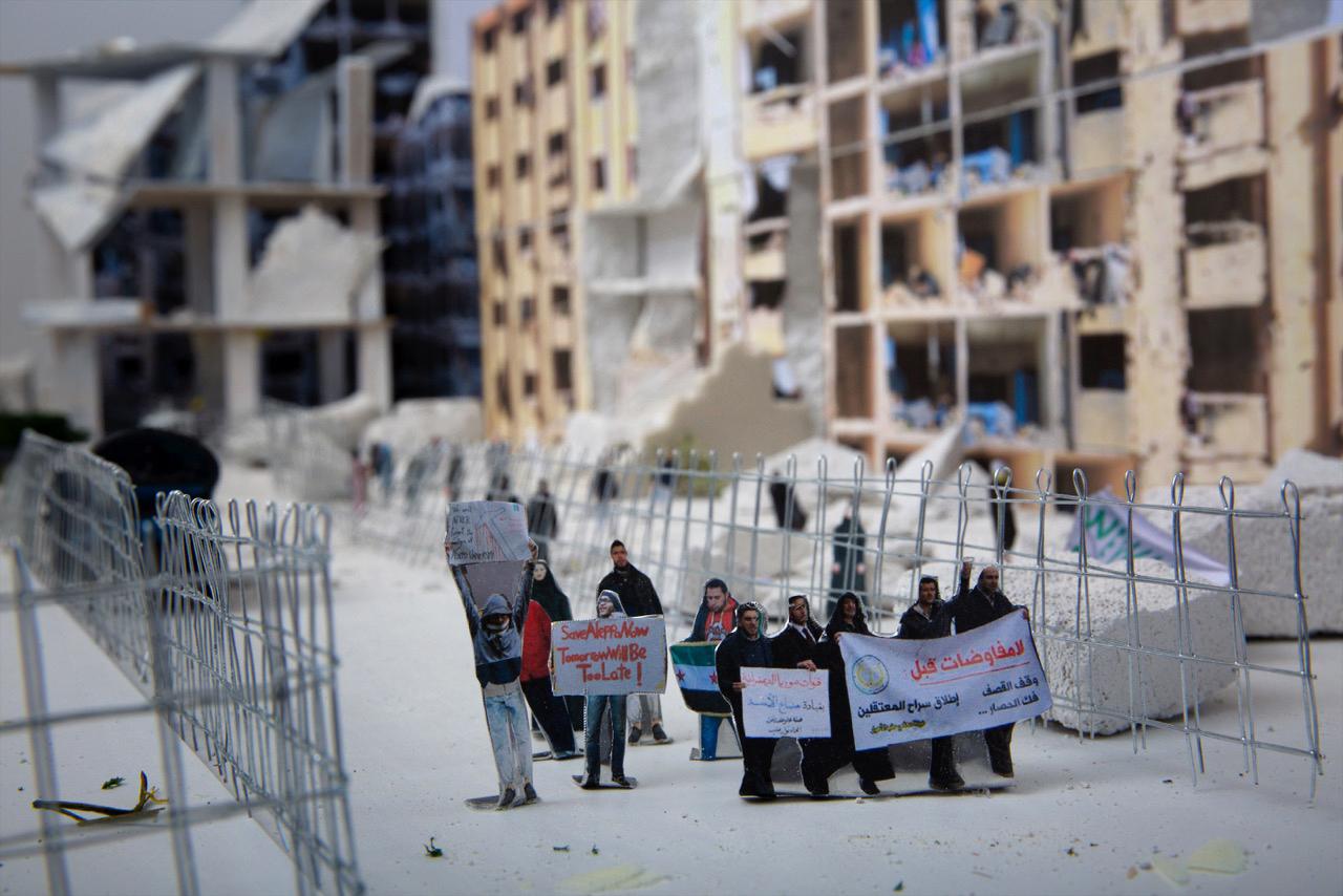 PowerOfArt House_Living_Aleppo