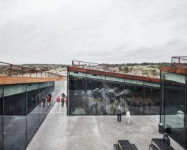 Tirpitz museum, Blaavand, Denemarken – BIG en Tinker imagineers