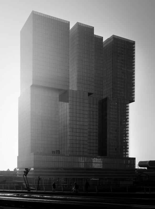 De Rotterdam, OMA, Mike Dugenio