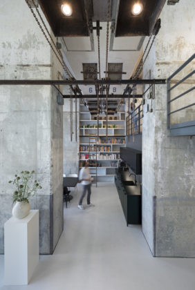 Studio groen schild silo fotos roos aldershoff 7 282x420