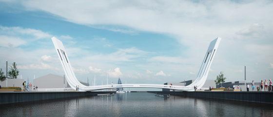 Tallinnbridge, Estland plein06, Witteveen+Bos en Novarc Group
