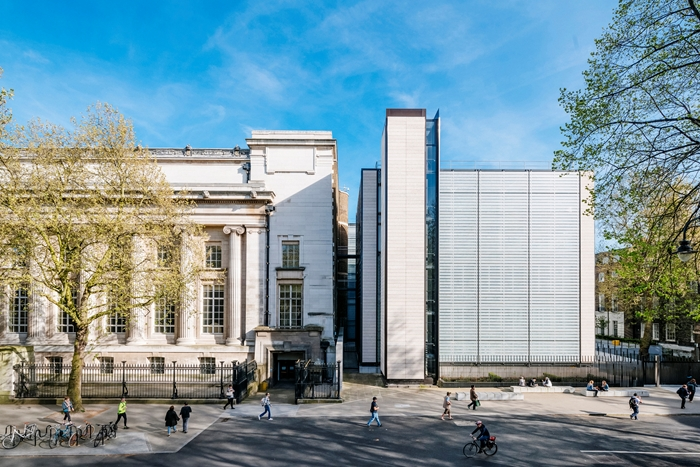 Nominatie RIBA Stirling Prize 17: TheBritishMuseum. Foto Joas Souza