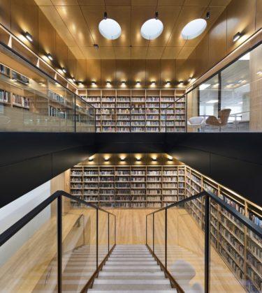 Def bibliotheek universiteit rotterdam. fotograaf roos aldershoff 375x420