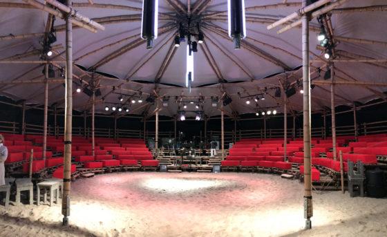 Theater Noordwijk door Studio Akkerhuis. Foto: Grardie Akkerhuis