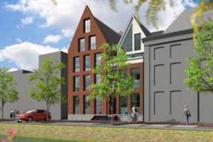 Nieuwe woningen in Zwolle