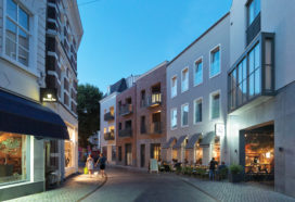ARC17 Architectuur: Herontwikkeling Gasthuyspoort – Bedaux de Brouwer Architecten