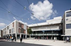 ARC17 Architectuur: Multifunctionele accommodatie Ligne – Jeanne Dekkers Architectuur