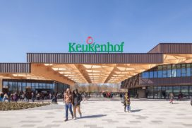 ARC17 Architectuur: Keukenhof – Mecanoo