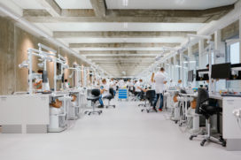 ARC17 Architectuur: Tandheelkunde, Radboud Universiteit Nijmegen – Inbo
