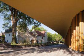 ARC17 Architectuur: St. Gerlach paviljoen en Kasteelhoeve – Mecanoo architecten