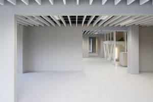 ARC17 Interieur: Nationaal Coordinator Groningen – Space Encounters Office for Architecture