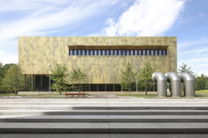 ARC17: Onderwijsgebouw O, Universiteit Antwerpen (UA) – META en Storimans Wijffels architecten ism TRACTEBEL