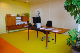 ARC17 Interieur: Herinrichting kantoor woningstichting Rochdale – pd+p architecten
