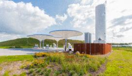 ARC17 Architectuur: NXT Tankstation Boekelermeer, Alkmaar – West Architecten