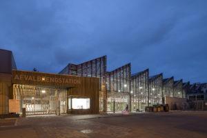 ARC17 Architectuur: Den Haag Afvalbrengstation – Wessel van Geffen Architecten (i.s.m. Superuse Studios)