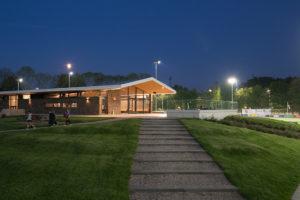 ARC17 Architectuur: Clubhuis HC Schiedam – Architéma Architectuurstudio