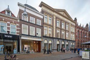 B+O renoveert winkelpanden in Zwolle