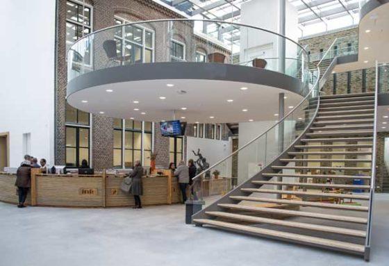 ARC17: Circulair interieur stadhuis Wageningen – Blossom architecure