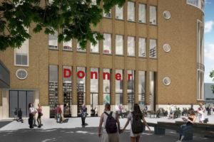 Bouwstart Forum Rotterdam