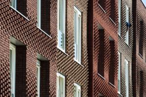 ARC17 Architectuur: Ryelanden: Vijf studentengroepswoningen in Utrecht – Bureau Kroner architecten