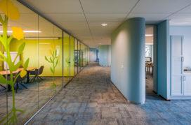 ARC17 Interieur: Duurzaam interieur Weleda Benelux – Bureau Krooner