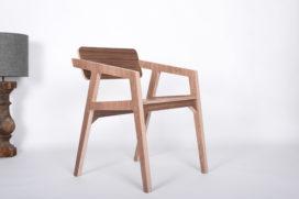 ARC17 Meubel: CNC architectural chair – Mokkō Amsterdam