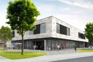 ARC17 Architectuur: WERF 44 – Gemeenschapscentrum Schilde – CONIX RDBM Architects