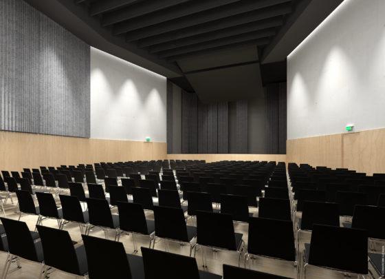 Conix rdbm architects   gemeenschapscentrum schilde 03 560x405