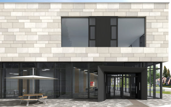 Conix rdbm architects   gemeenschapscentrum schilde 04 560x350