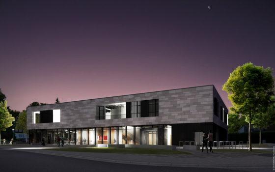 Conix rdbm architects   gemeenschapscentrum schilde 05 560x350