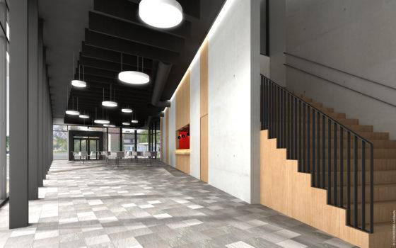 Conix rdbm architects   gemeenschapscentrum schilde 06 560x350