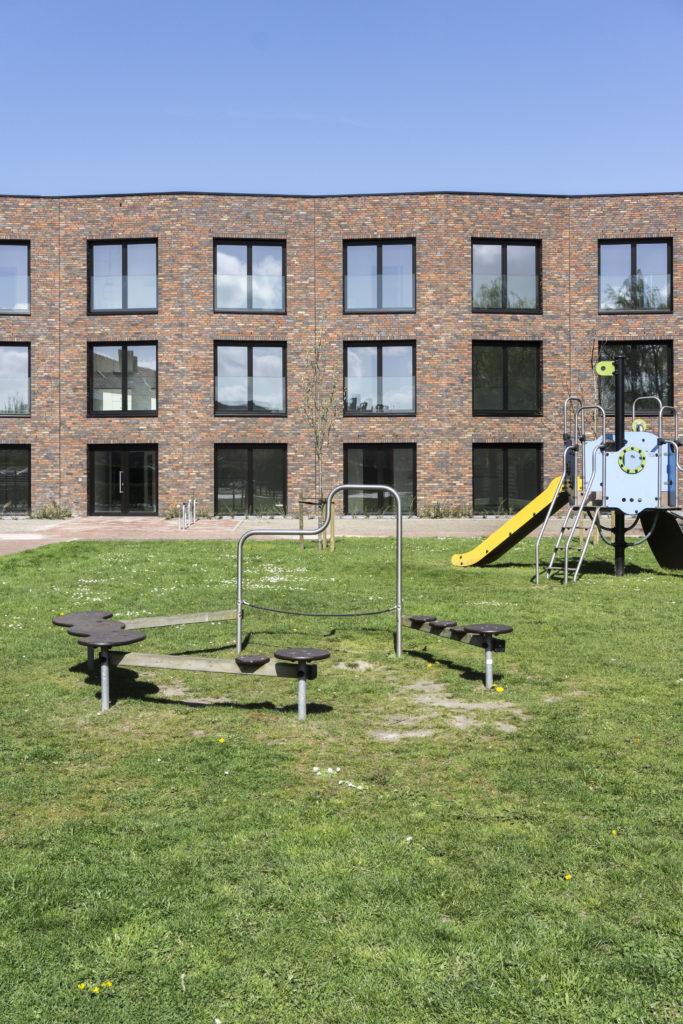 Woningbouwproject Dokter Verhaeghestraat Oostende_Van Belle&Medina ARC17 Architectuur