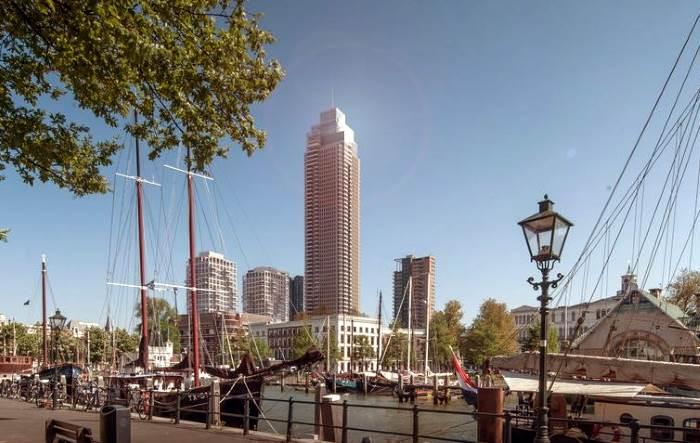 Zalmhaventoren Rotterdam