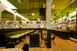 ARC17: Restaurant Floreyn, een bord vol Dutch design – Studiospacious
