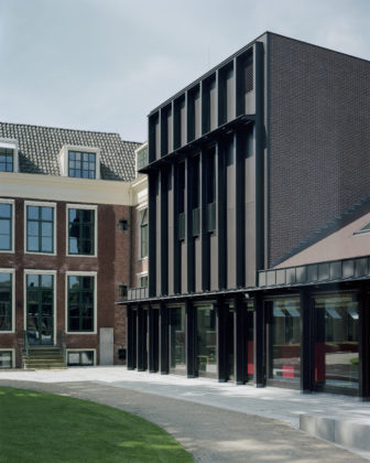 Fryske akademy leeuwarden  jo janssen architecten  fotos kim zwarts 03 336x420