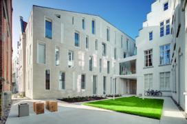 ARC17: Lorette Convent, Apartments Drbstr – dmva-architecten