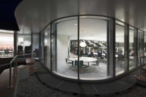ARC17 Detail: Asian Library – Nieuw paviljoen op het dak van de universiteitsbibliotheek – Katja Hogenboom studio en FELSCH Architecten