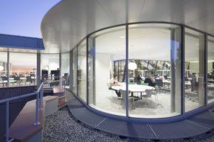 ARC17 Architectuur: Asian Library, nieuw paviljoen op het dak van de universiteitsbibliotheek – Katja Hogenboom studio en FELSCH Architecten