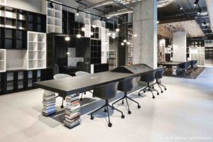 ARC17: ILGE My Bookstore, My Flexspace – M+R interior architecture