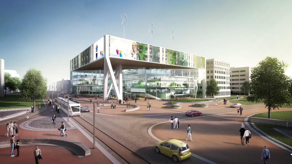 Mosae Vita - Architecten aan de Maas