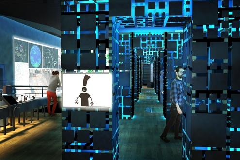 Nieuw museum voor Communicatie in Bern door Kossmann.dejong