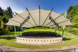 ARC17 Detail: Openluchttheater Ede – Synargio Architecten