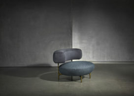 ARC17 Meubel: ELLA armchair – Studio Piet Boon
