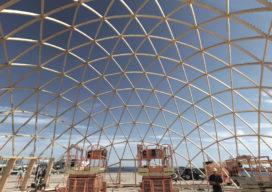 Dome of Visions, Aarhus, Denemarken