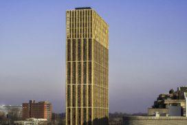 ARC17 Architectuur: The Student Hotel Eindhoven – OZ i.s.m. Architekten Cie.