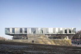ARC17 Architectuur: Topsportschool Antwerpen TSS – Compagnie O architecten