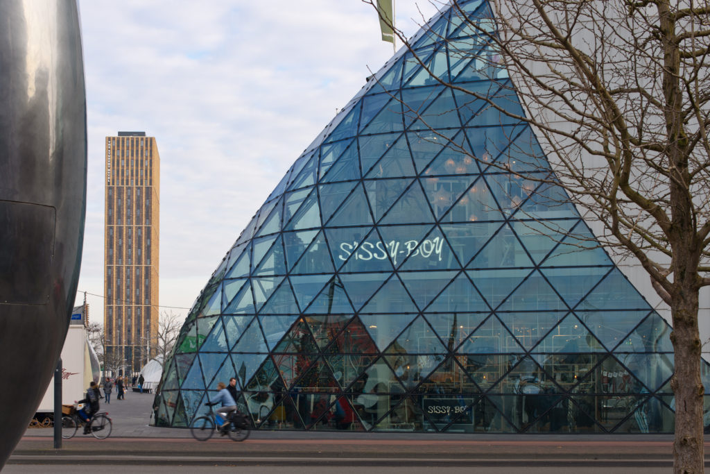 The Blob in Eindhoven