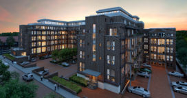 Voormalig kantoor Octrooiraad Den Haag wordt wooncomplex